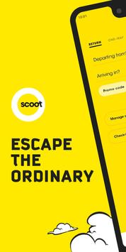 Scoot Poster