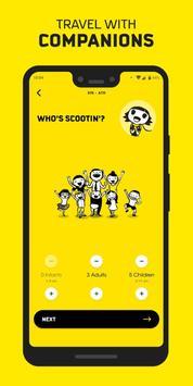 Scoot captura de pantalla 2