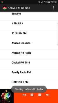 Kenya FM Radios screenshot 3