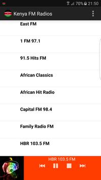 Kenya FM Radios screenshot 16