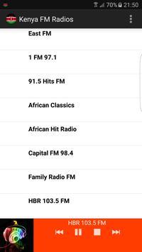 Kenya FM Radios screenshot 4