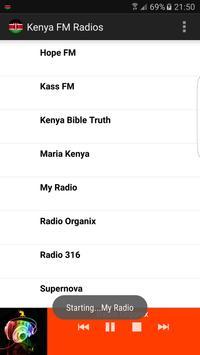 Kenya FM Radios screenshot 5