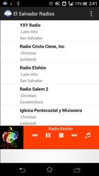 El Salvador Radios screenshot 3