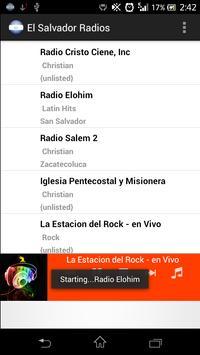 El Salvador Radios screenshot 6