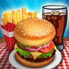 《厨房狂人》煮饭游戏和餐厅经营游戏对于最好小镇大厨所以玩厨房游戏并得到烹饪模拟器 圖標