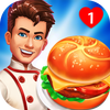 COOKING CRUSH: Cooking Games Craze & Food Games आइकन