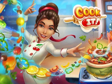 Cook it! Koch Spiele City & Essen Spiele Madness Screenshot 17