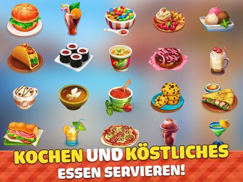 Cook it! Koch Spiele City & Essen Spiele Madness Screenshot 10