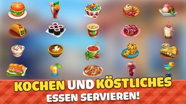 Cook it! Koch Spiele City & Essen Spiele Madness Screenshot 4