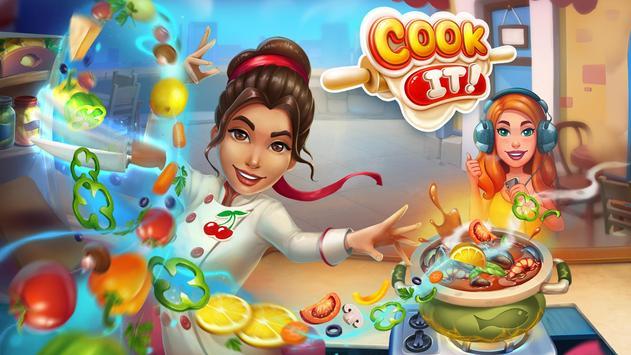 Cook it! Koch Spiele City & Essen Spiele Madness Screenshot 5