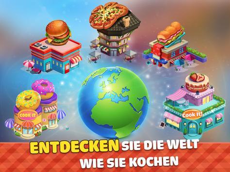Cook it! Koch Spiele City & Essen Spiele Madness Screenshot 7