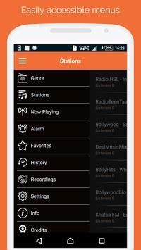 FM Radio India - Live Indian Radio Stations poster