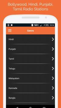 FM Radio India - Live Indian Radio Stations screenshot 2