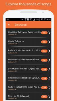 FM Radio India - Live Indian Radio Stations screenshot 3