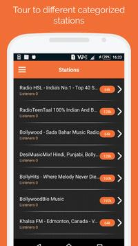 FM Radio India - Live Indian Radio Stations screenshot 7