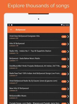 FM Radio India - Live Indian Radio Stations screenshot 8
