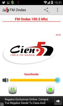 FM Ondas poster