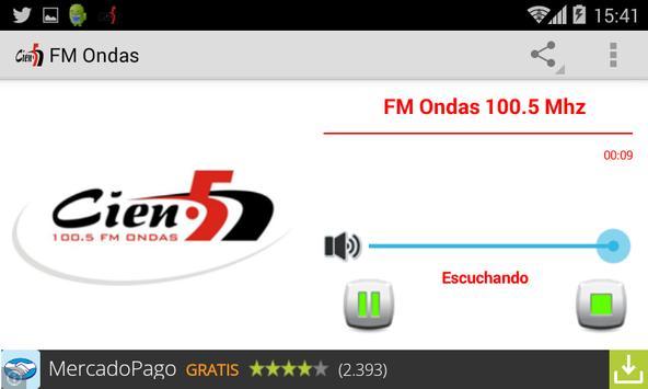 FM Ondas screenshot 1