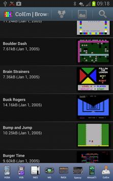 ColEm Deluxe - Complete ColecoVision Emulator poster