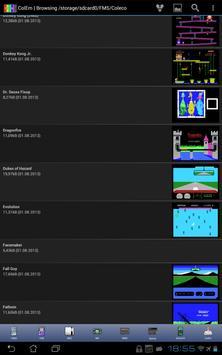 ColEm Deluxe - Complete ColecoVision Emulator screenshot 2