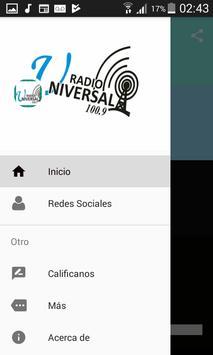 Fm Universal 100.9 Jujuy screenshot 2