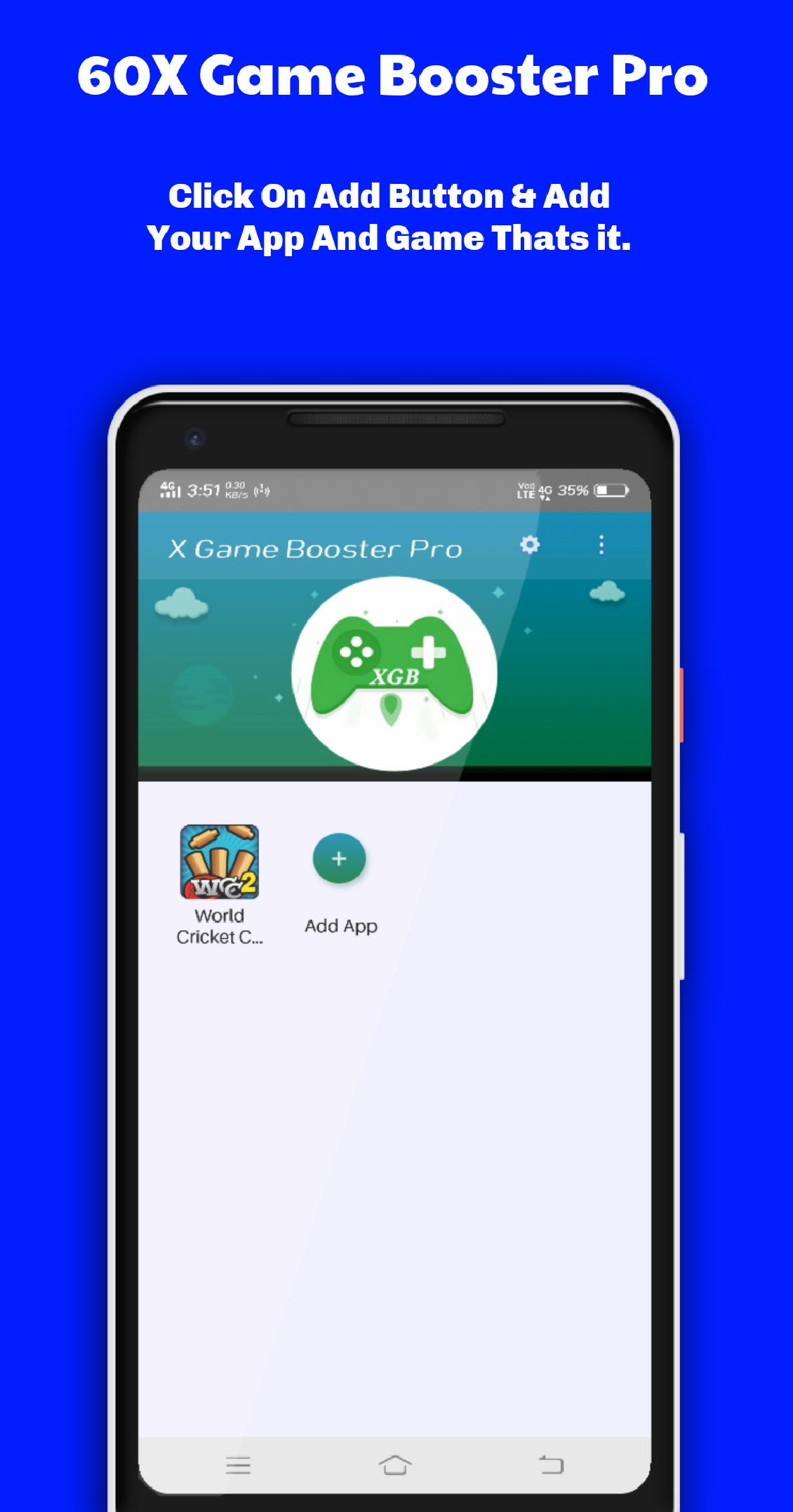 60X Game Booster Pro - Powerful And Free GamePad for Android - APK Download