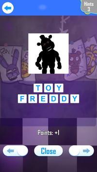 Five Night Quiz Ultimate screenshot 4
