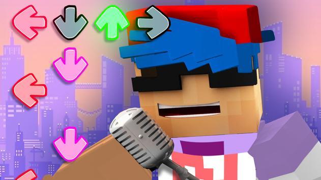 Mod Friday Night Funkin for Minecraft screenshot 2