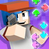 Mod of Friday Night Funkin for Minecraft ikona