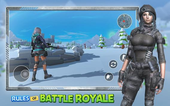 Rules Of Battle Royale - Free Games Fire screenshot 2