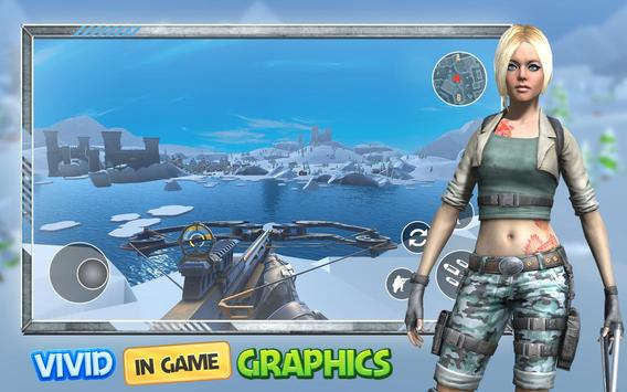 Rules Of Battle Royale - Free Games Fire screenshot 1
