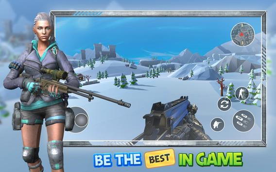 Rules Of Battle Royale - Free Games Fire screenshot 9