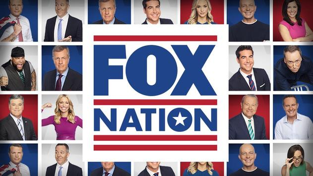 Fox Nation poster