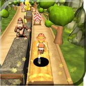 New Jungle Boys Adventure 3D icon