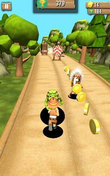 New Jungle Boys Adventure 3D screenshot 2
