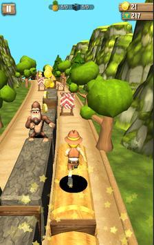 New Jungle Boys Adventure 3D screenshot 3