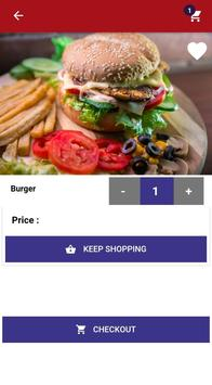 Dosa Express - Food Ordering App screenshot 2