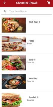 Dosa Express - Food Ordering App screenshot 4