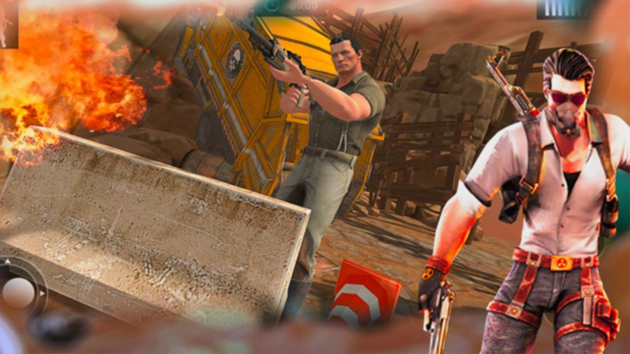 Online Free Fire Fps Battleground For Android Apk Download