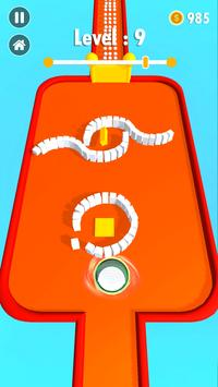 color hole bump 3d games for free- black hole game screenshot 8