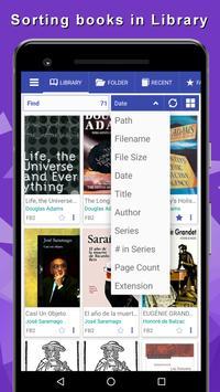 Librera - すべてのフォーマットの書籍リーダー&PDFリーダー スクリーンショット 11