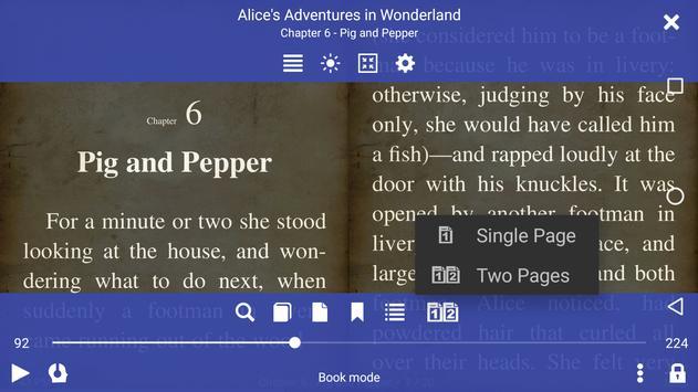 Librera - lê todos os livros, PDF Reader imagem de tela 9