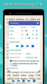 Librera - すべてのフォーマットの書籍リーダー&PDFリーダー スクリーンショット 5