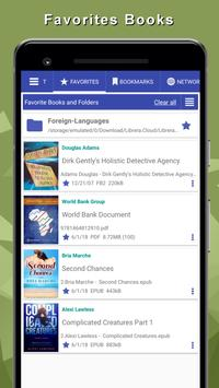 Librera - Book Reader of all formats & PDF Reader screenshot 9