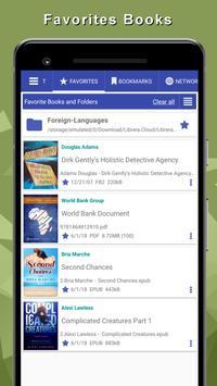 Librera - Читалка книг всех форматов и PDF Reader скриншот 9