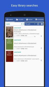 Librera PRO - đầu đọc sách (không có Quảng cáo) ảnh chụp màn hình 10