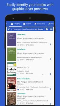 Librera PRO - đầu đọc sách (không có Quảng cáo) ảnh chụp màn hình 1