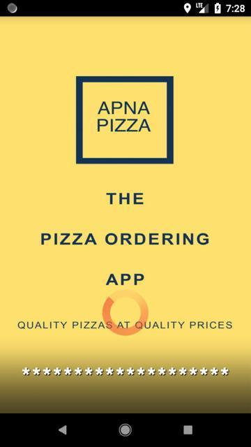 Apna Pizza poster