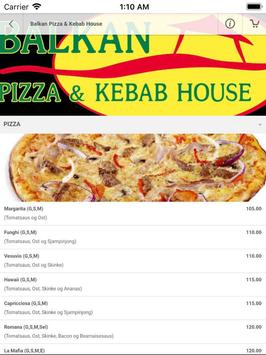 Balkan Pizza & Kebab House screenshot 6