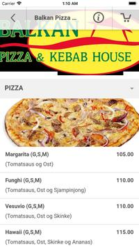 Balkan Pizza & Kebab House screenshot 2